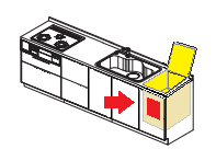 永大キッチントップオープン食洗機品番