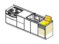 東芝トップオープン食洗機