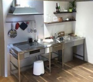 DIYキッチン キッチンビルトイン機器