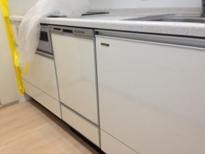 タカラスタンダードキッチンスライド食洗機取替え パナソニック