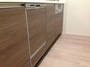 タカラスタンダード,パナソニック製,食洗機,新設食洗機,NP-45MD8S