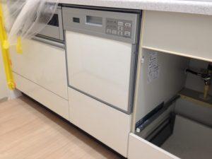 タカラスタンダード食洗機三菱EW-BP45S取替え交換