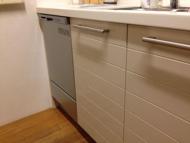 食洗機,パナソニック,NP-45MC6T,スライド