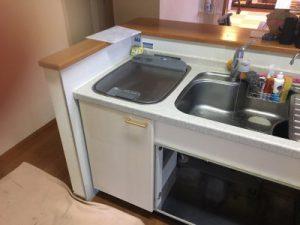 三菱,トップオープン食洗機,EW-CB55P,パナソニック,NP-45MS8S