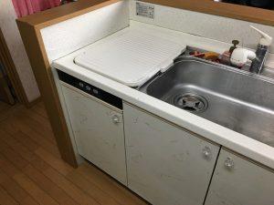 ヤマハ,EW-CB51-YH,トップオープン,食洗機,交換,