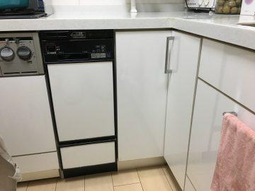 幅30,30㎝,食器乾燥機,買い換え,取り替え,リフォーム