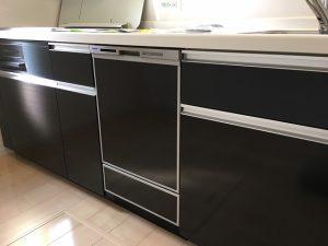 和歌山 食洗機新規設置,後付け,システムキッチン,リフォーム,取り付け,あとからビルトイン,新規取り付け,