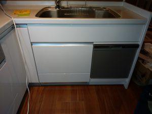 新規設置,後付け,システムキッチン,リフォーム,取り付け,あとからビルトイン,新規取り付け,,食洗機,NP-45MS8S