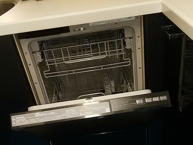 幅30,30㎝,食器乾燥機,買い換え,交換,取り替え,リフォーム,ビルトイン,食洗機交換工事,取り付け,NP-U30A1P1