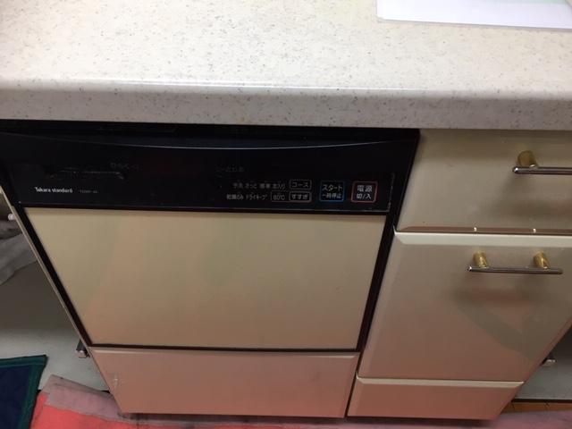 ビルトイン食洗機,,食洗器,食器洗い機,食器洗い乾燥機,ビルトイン,買い換え,交換,取り替え,リフォーム,ビルトイン,食洗機交換工事,取り付け,NP-45RS7SJGK,パナソニック製,LIXIL