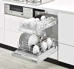 リンナイ製(Rinnai)RSW-F402C-SV 深型タイプ ○食洗機