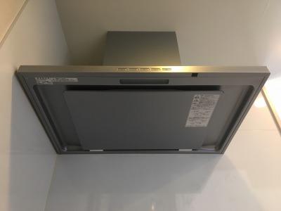 システムキッチン,レンジフード,買い換え,交換,工事,取替え,取り替え,LIXIL,富士工業,