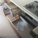 ビルトイン食洗機 施工前準備