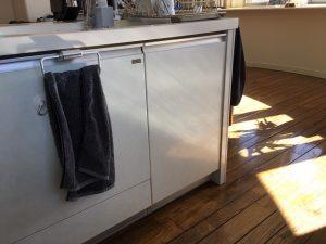 グリーンファイブ マンションキッチン ビルトイン食洗機後付け