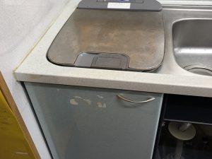 和歌山市,上開き食洗機,サンウェーブ,EWCB57PF,パナソニック,NP-45MS8S,シルバー