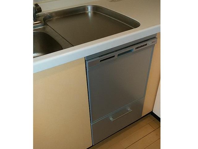 食洗機,トップオープン,取り付け,上開き,買い換え,交換,取り替え,リフォーム,ビルトイン,食洗機交換工事,取り付け,NP-45RS'SJGK,パナソニック,LIXIL