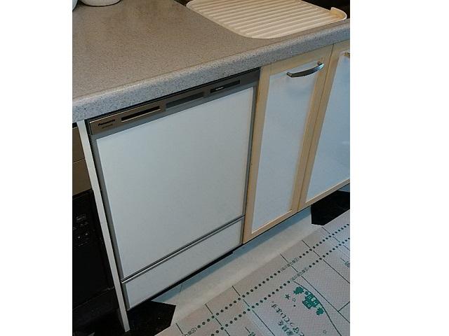 食洗機,買い換え,交換,取り替え,リフォーム,ビルトイン,食洗機交換工事,取り付け,幅30cm,NP-45MD8S