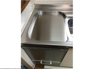 食洗機,トップオープン,取り付け,上開き,買い換え,交換,取り替え,リフォーム,ビルトイン,食洗機交換工事,取り付け,NP-45RS7SJGK,パナソニック