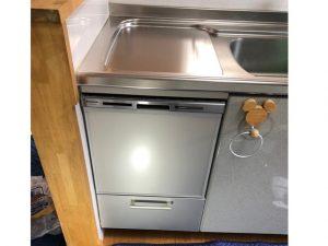 食洗機,トップオープン,取り付け,上開き,買い換え,交換,取り替え,リフォーム,ビルトイン,食洗機交換工事,取り付け,NP-45RS7SJGK,パナソニックク,LIXIL