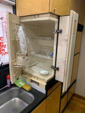 ヤマハ 大型食器乾燥庫 リフォーム
