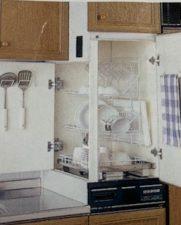 ミカド 大型食器乾燥庫 リフォーム