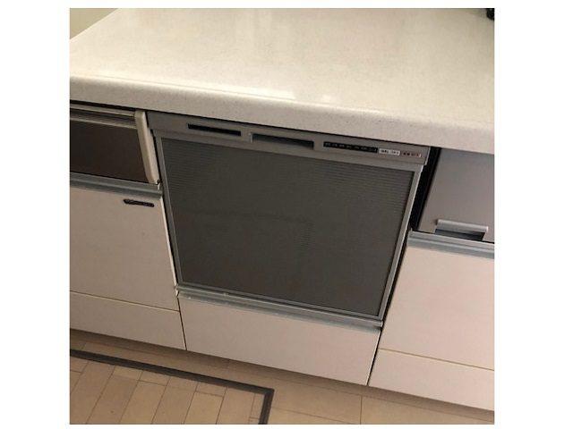 食洗機取り付け,買い換え,交換,取り替え,リフォーム,ビルトイン,食洗機交換工事,取り付け,NP-45RS7KJGK,パナソニック,LIXIL
