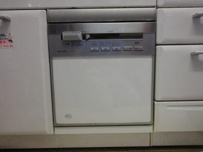 食洗機,スライドオープン,取替え,交換工事,パナソニック,NP-45RS7SJGK,LIXIL,システムキッチン