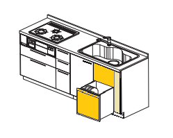 大型食器乾燥機 取替え交換リフォーム