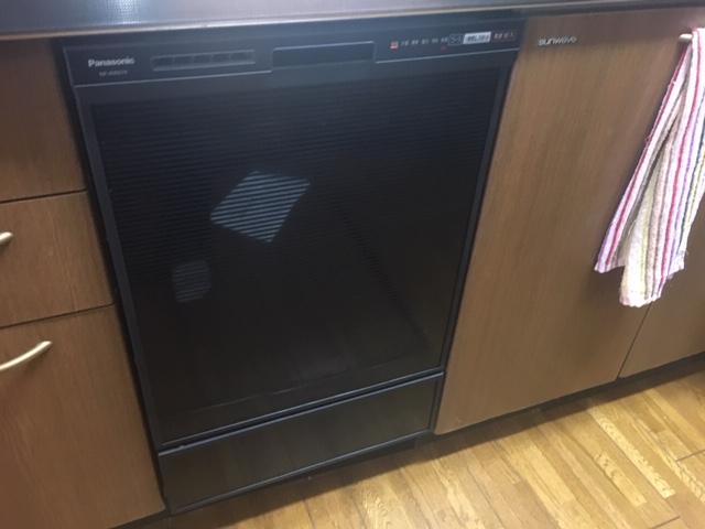 食洗機,買い換え,交換,取り替え,リフォーム,ビルトイン,食洗機交換工事,取り付け,パナソニック,NP-45RD7K