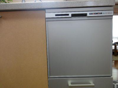 食洗機,トップオープン,取り付け,上開き,買い換え,交換,取り替え,リフォーム,ビルトイン,食洗機交換工事,取り付け,,パナソニック,NP-45RS7SJGK,LIXIL