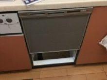 食洗機,食洗機取替え,システムキッチン,ビルトイン食洗機,パナソニック,NP-45VS7S,食洗機入れ替え,食器洗い乾燥機,システムキッチン,大阪ガス,スライド食洗機