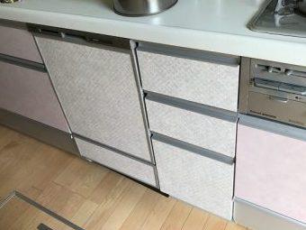 新規設置,後付け,システムキッチン,リフォーム,取り付け,あとからビルトイン,新規取り付け,NP-45MD8S,深型,パナソニック,ビルトイン食洗機,食洗器,食器洗い機,食器洗い乾燥機,ビルトイン