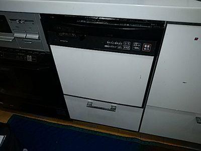 食洗機,買い換え,交換,取り替え,リフォーム,ビルトイン,食洗機交換工事,取り付け,NP-45RS7SJGK,シルバー,
