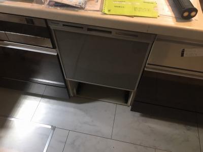 食洗機,買い換え,交換,取り替え,リフォーム,ビルトイン,食洗機交換工事,取り付け,NP-45MS8S,シルバー,パナソニック