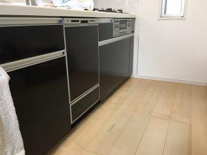 新規設置,後付け,システムキッチン,リフォーム,取り付け,あとからビルトイン,新規取り付け,NP-45VD7S,深型,パナソニック,ビルトイン食洗機,食洗器,食器洗い機,食器洗い乾燥機,ビルトイン