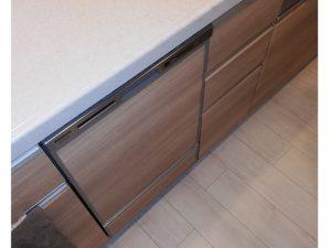 新規設置,後付け,システムキッチン,リフォーム,取り付け,あとからビルトイン,新規取り付け,NP-45MD8S,パナソニック,ビルトイン食洗機,食洗器,食器洗い機,食器洗い乾燥機,ビルトイン
