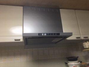 TLR-3S-AP601SV,システムキッチン,レンジフード,買い換え,交換,工事,取替え,取り替え,ガスコンロ,取替え,交換,リンナイ,