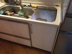 食洗機,買い換え,交換,取り替え,リフォーム,ビルトイン,食洗機交換工事,取り付け,シルバー,パナソニック,NP-45MS8SAA,トップオープン,上開き,上蓋式,スライドオープン