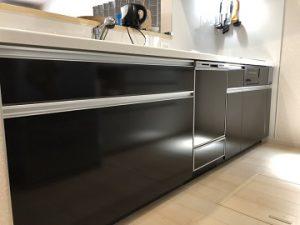 新規設置,後付け,システムキッチン,リフォーム,取り付け,あとからビルトイン,パナソニック,NP-45MD8S,ディープタイプ,ファーストプラス