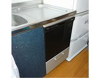 食洗機,トップオープン,取り付け,上開き,買い換え,交換,取り替え,リフォーム,ビルトイン,食洗機交換工事,取り付け,パナソニック,NP-45RS7SK