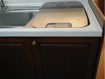 NP-45MS8S,パナソニック,ミカド,食洗機,トップオープン,取り付け,上開き,買い換え,交換,取り