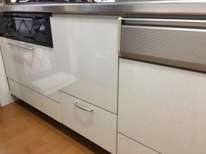 パナソニック Kシリーズ食洗機 扉作成