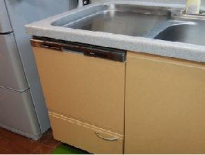 食洗機,買い換え,交換,取り替え,リフォーム,ビルトイン,食洗機交換工事,取り付け,シルバー,パ