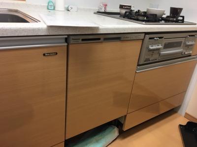 食洗機,買い換え,交換,取り替え,リフォーム,ビルトイン,食洗機交換工事,取り付け,シルバー,パナソニック,NP-45MD8W