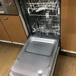 幅45cmフロント食洗機取替え,ビルトイン食洗機,フロントオープン食洗機,前開きタイプ,パナソニック,スライド食洗機,ディープタイプ,深型食洗機,システムキッチン,ナス