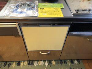 ビルトイン食洗機 DIY取替え