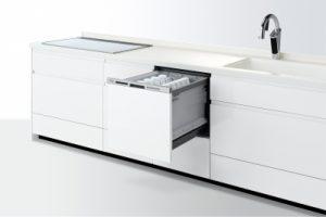 パナソニック製(Panasonic)NP-45MS8W 幅45cm ミドルタイプ M8シリーズ  ○食洗機