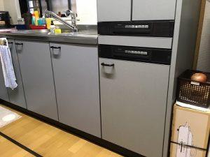 新規設置,後付け,システムキッチン,リフォーム,取り付け,あとからビルトイン,新規取り付け,NP-45MS8S,浅型,パナソニック,ビルトイン食洗機,食洗器,食器洗い機,食器洗い乾燥機,ビルトイン