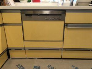 食洗機,買い換え,交換,取り替え,リフォーム,ビルトイン,食洗機交換工事,取り付け,シルバー,パナソニック,NP-P60V1PSPS,NP-P60V1PSAA,
