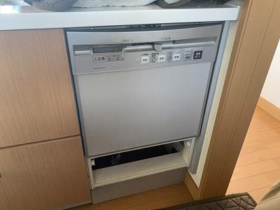 食洗機,買い換え,交換,取り替え,リフォーム,ビルトイン,食洗機交換工事,取り付け,シルバー